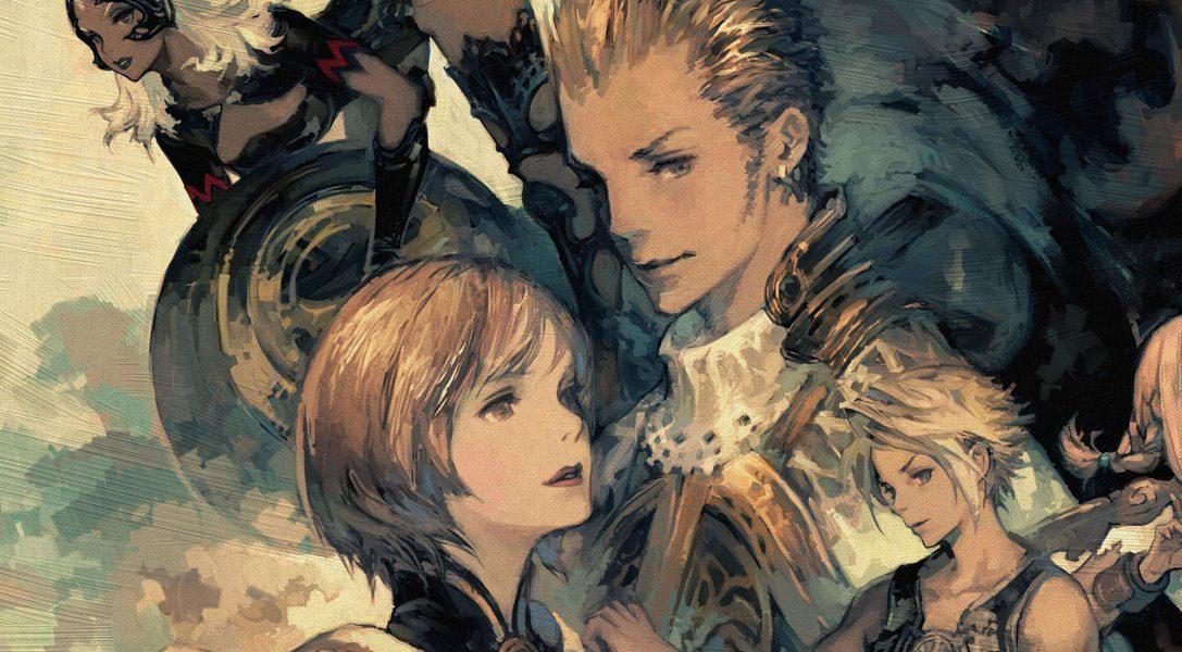 Retournez dans le monde d'Ivalice et de la Résistance dans Final Fantasy XII The Zodiac Age avec un nouveau trailer