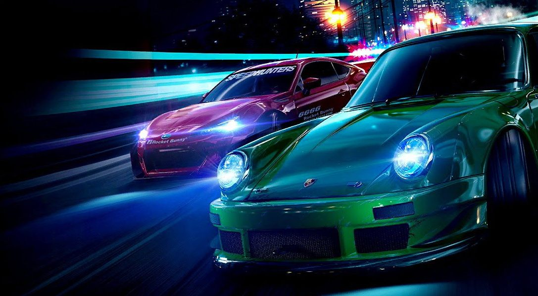 Nouvelles remises sur le PlayStation Store : Need For Speed, SOMA, Snake Pass…