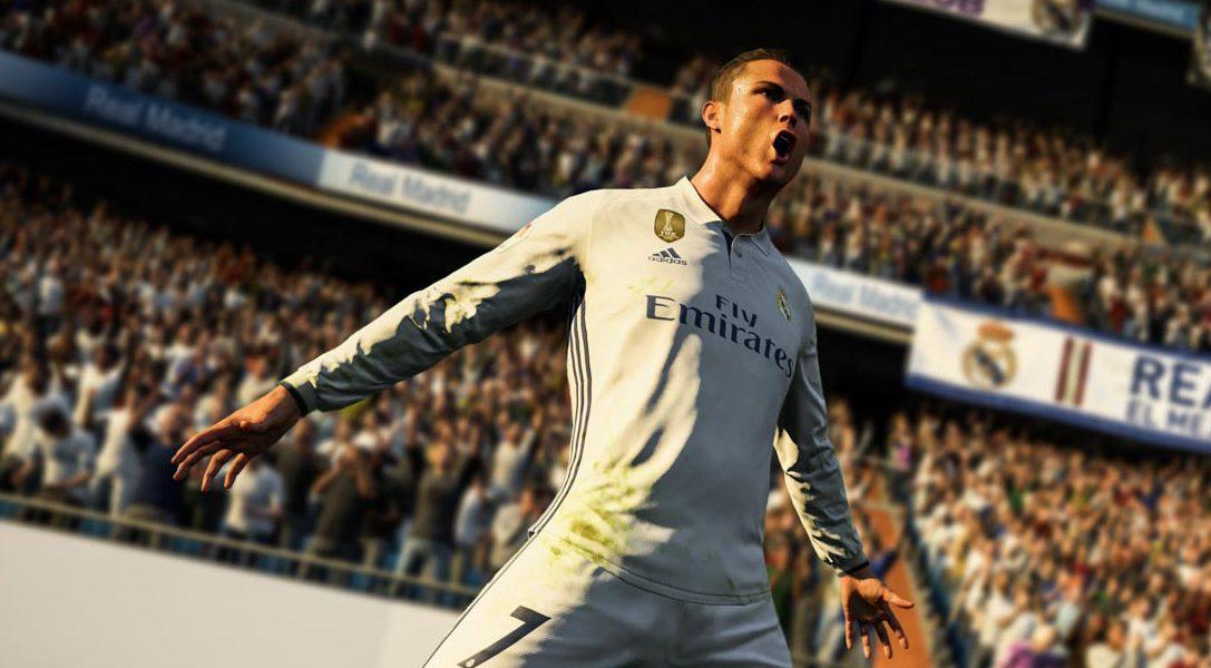 FIFA 18 annoncé, avec Cristiano Ronaldo en tête d'affiche