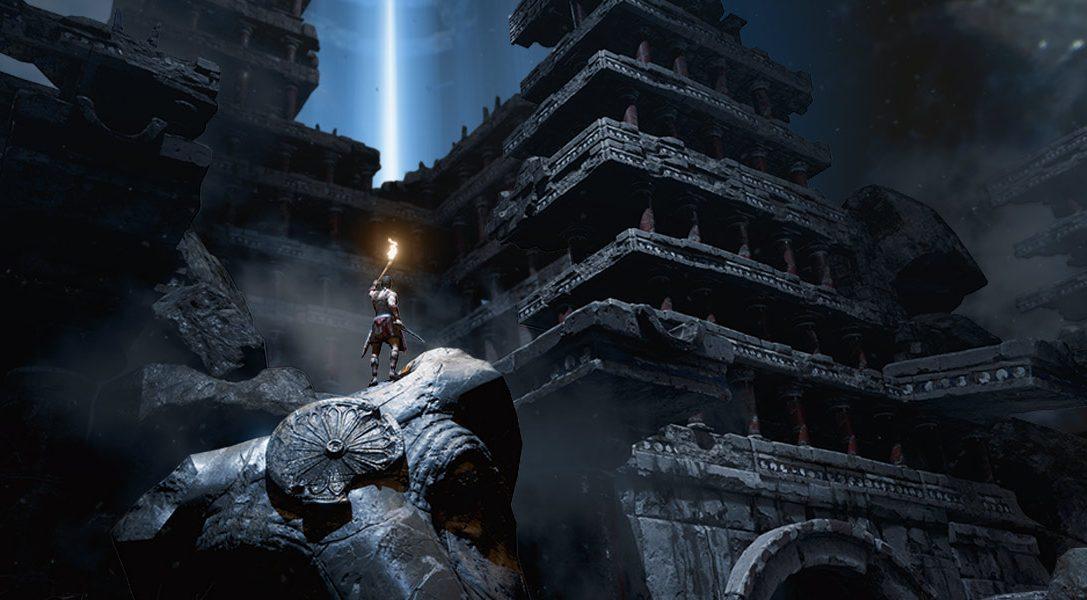 Échappez-vous du labyrinthe et fuyez le légendaire Minotaure dans Theseus sur PS VR