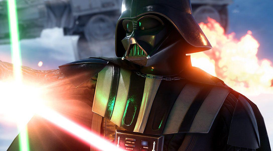 Rejoignez le PS Plus et bénéficiez d'un exemplaire de Star Wars Battlefront Premium Edition !
