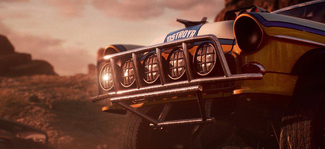 Vengez-vous, gagnez en réputation et faites la course dans Need For Speed Payback sur PS4 disponible le 10novembre