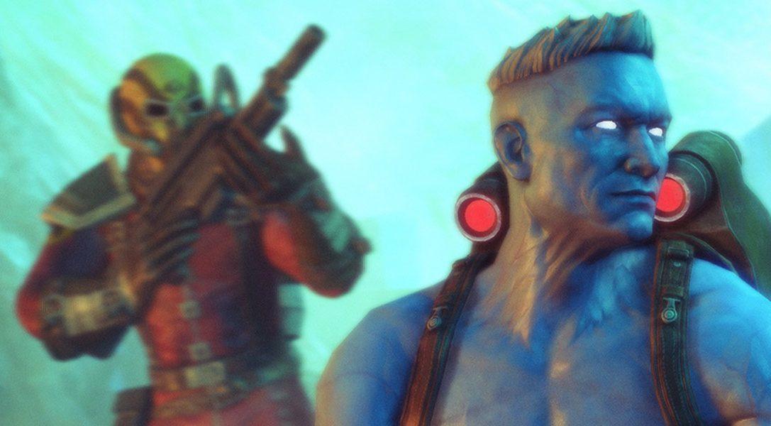La création du remaster PS4 de Rogue Trooper Redux, sortie le 17 octobre