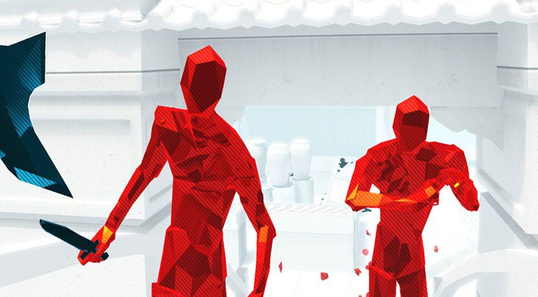 Mise à jour du PlayStation Store : Superhot VR, Yonder: The Cloud Catcher Chronicles, et Children of Zodiarcs