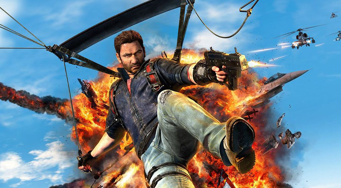 PlayStation Plus d'août : Just Cause 3 et Assassin's Creed: Freedom Cry