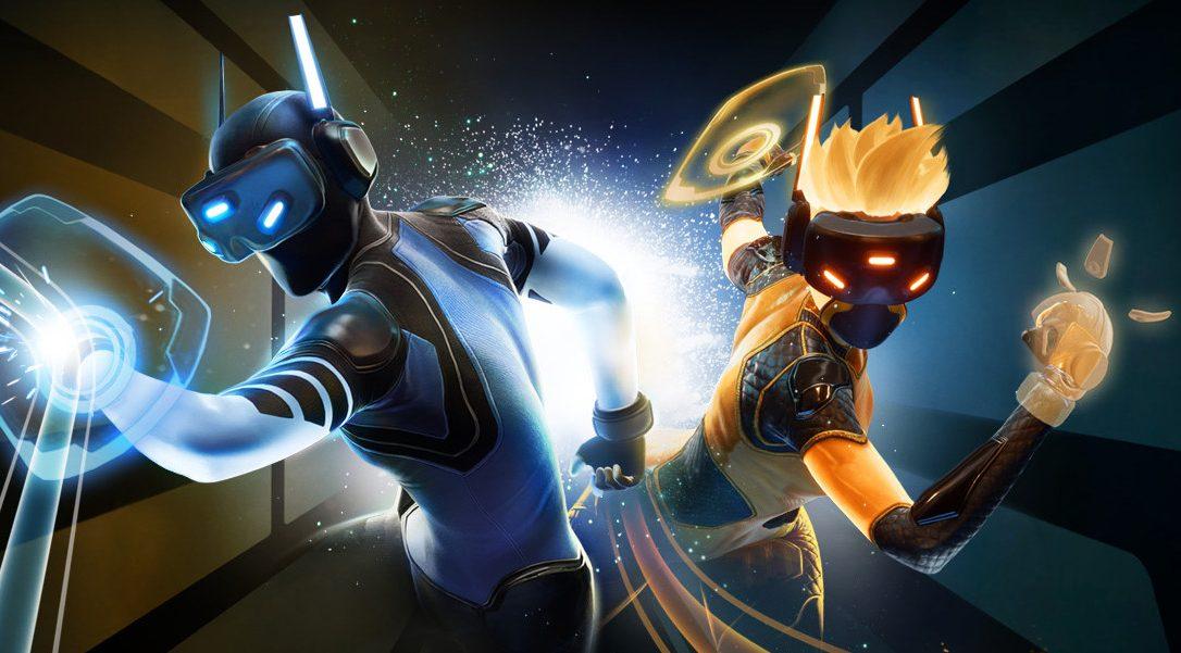 Sparc, jeu de sport virtuel futuriste et trépidant, arrive sur PS VR le 29 août
