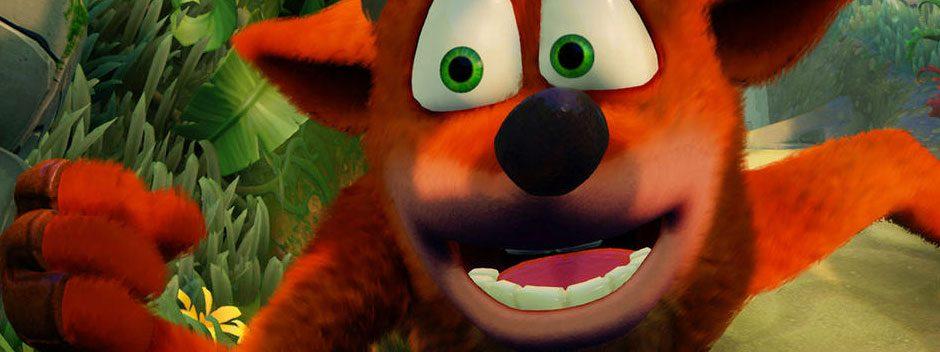 Meilleures ventes du PlayStation Store de juillet : Crash Bandicoot N. Sane Trilogy