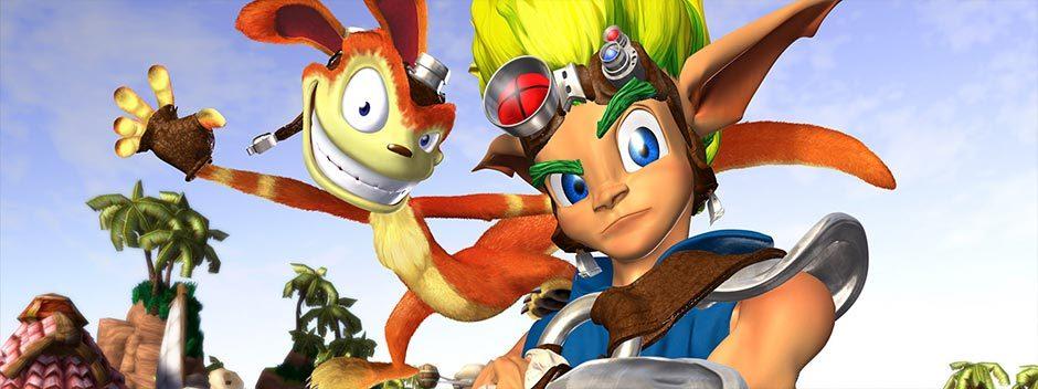 Au delà du jeu : Comment Naughty Dog est passé de Crash à Jak & Daxter