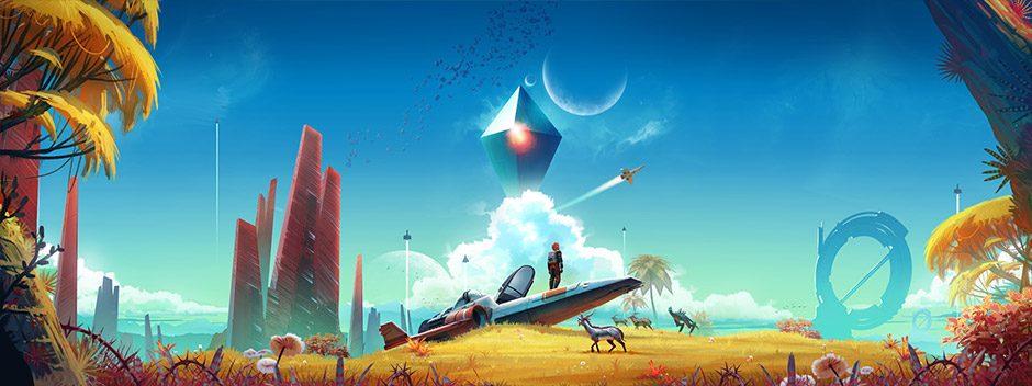 La nouvelle mise à jour de No Man's Sky, Atlas Rises, ajoute de l'histoire, le vol à basse altitude, l'expiration de groupe et bien plus