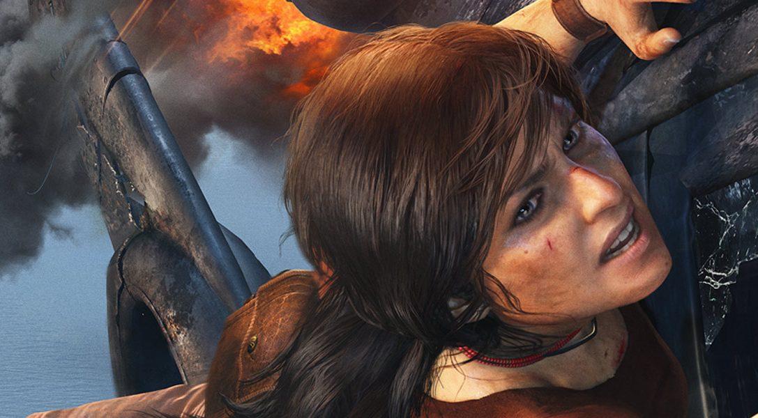 Fêtez l'approche de la sortie d'Uncharted: The Lost Legacy avec un nouveau trailer et des fonds d'écrans
