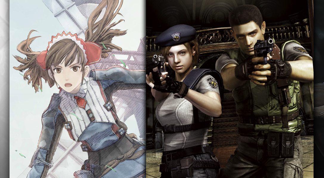 12 versions remastérisées à prix réduit vous attendent ce week-end sur PlayStation Store