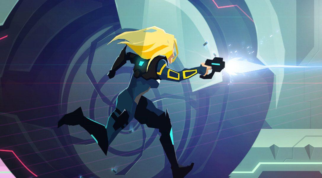 L'histoire de Velocity 2X, jeu de tir PS4 et PS Vita, racontée par FuturLab