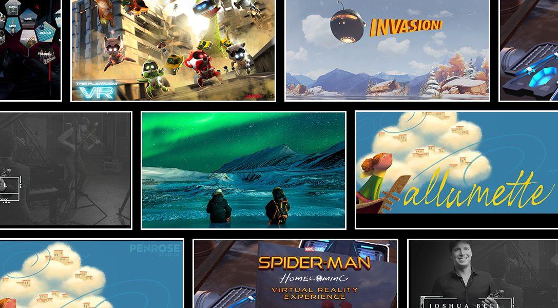 16 jeux gratuits, expériences et démos PlayStation VR que vous pouvez tester dès maintenant