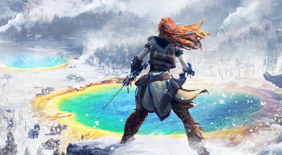Date de sortie annoncée pour Horizon Zero Dawn: The Frozen Wilds