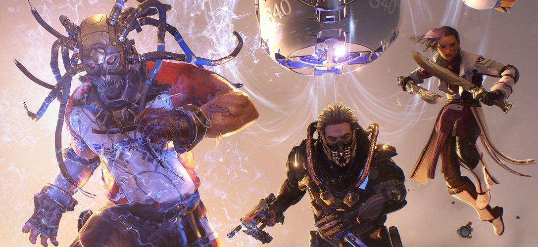 Optimisation pour la PS4 Pro : Hellblade: Senua's Sacrifice, LawBreakers, Dreadnought et bien plus…