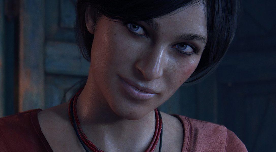 Découvrez les coulisses d'Uncharted: The Lost Legacy