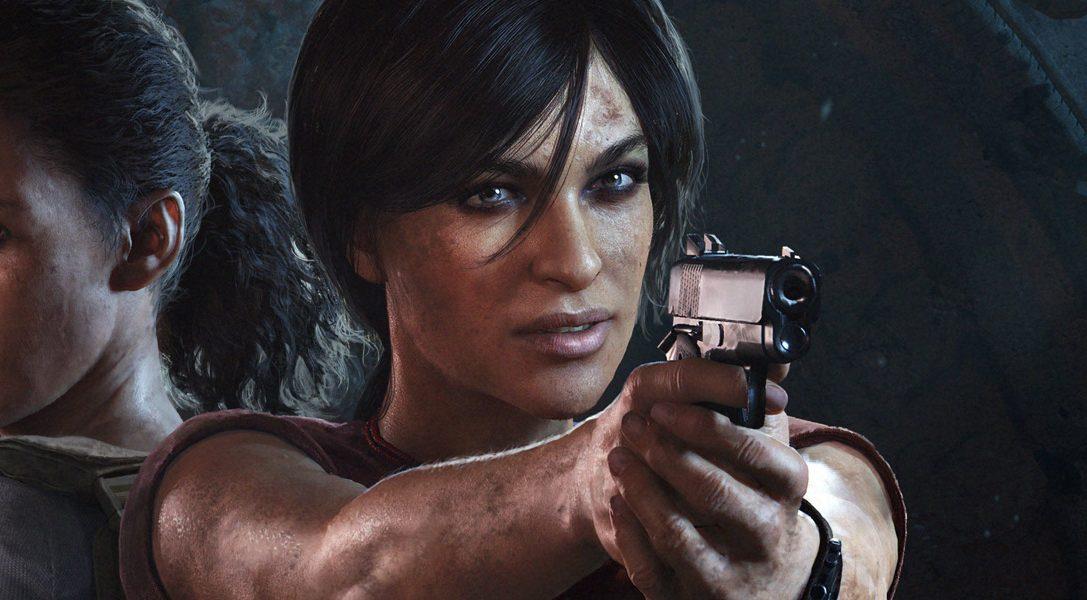 Quelques mots de Naughty Dog sur la sortie d'Uncharted: The Lost Legacy