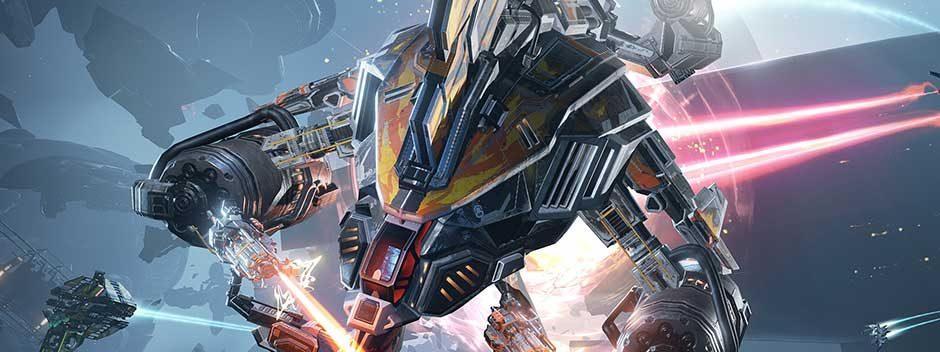 Le jeu de tir spatial EVE: Valkyrie – Warzone décolle aujourd'hui sur PS4