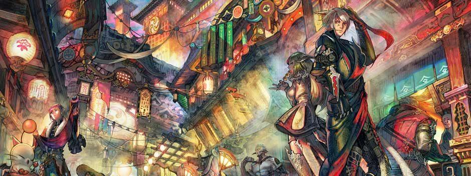 Le producteur et directeur de Final Fantasy XIV veut faire de vous un Guerrier de la Lumière