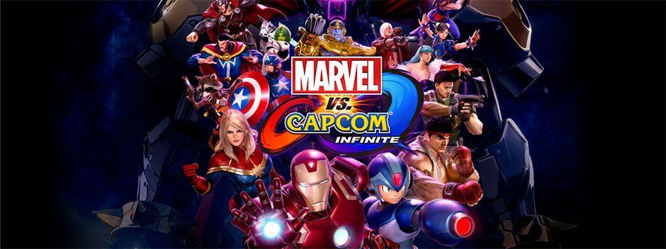 Retrouvez vos personnages préférés dans la bande-annonce de lancement de Marvel vs. Capcom: Infinite