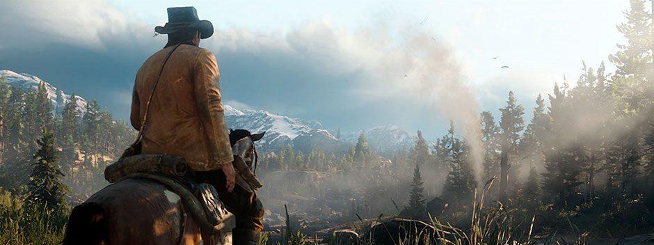 Découvrez la toute nouvelle bande-annonce pour Red Dead Redemption 2