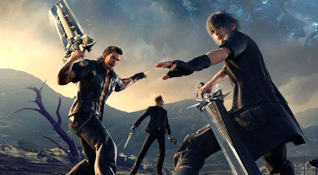 Nouvelles promos sur le PlayStation Store : Final Fantasy XII & XV, Nier: Automata, Injustice 2, et bien d'autres