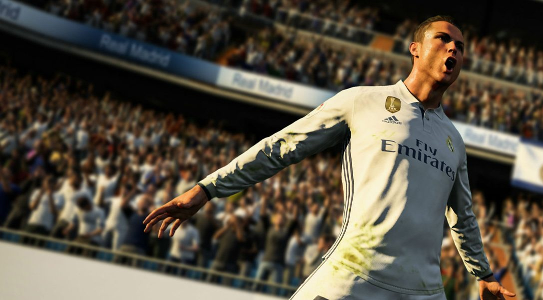 La démo de FIFA 18 arrive sur PS4 ce mardi 12 septembre
