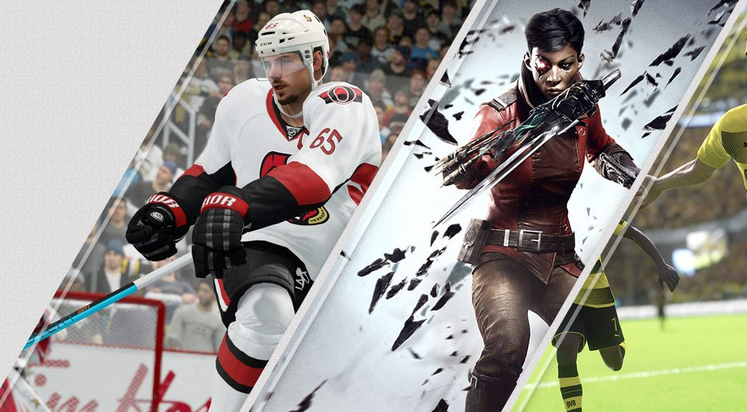Mise à jour du PlayStation Store : NBA 2K18, Pro Evolution Soccer 2018, NHL 18…
