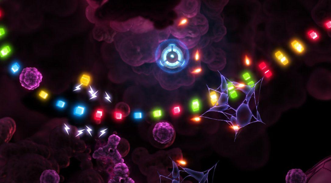 À la fois jeu de tir à deux sticks et jeu de puzzle, Transcripted arrive sur PS4 le 13 septembre