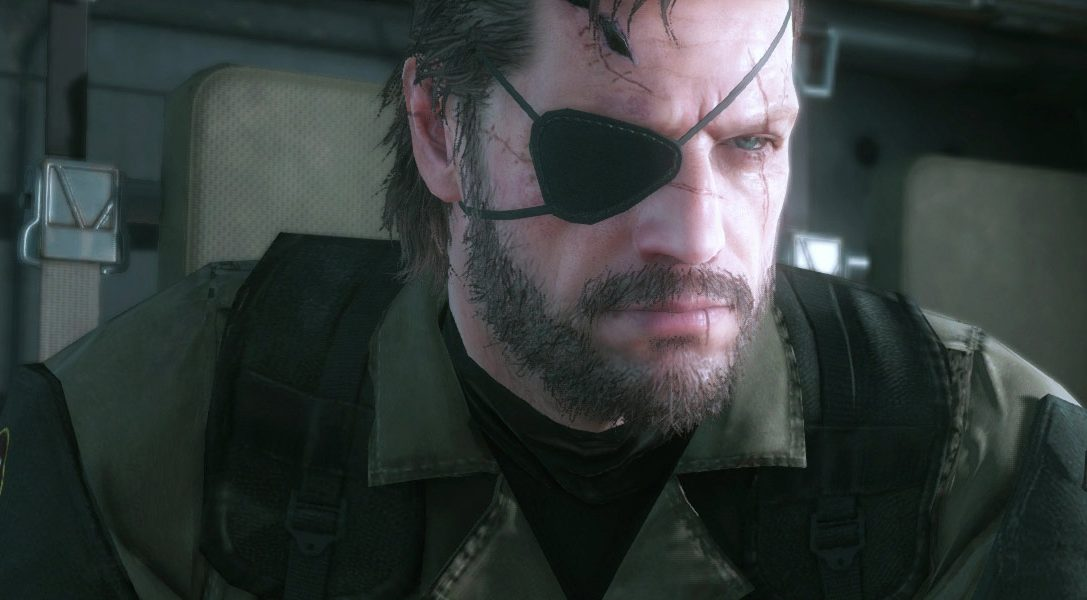 PlayStation Plus d'octobre : Metal Gear Solid V et Amnesia: Collection