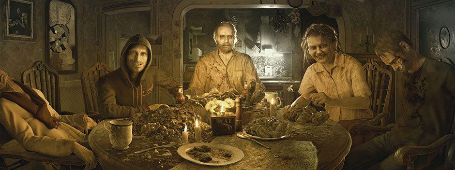 C'est Halloween sur le PlayStation Store : Resident Evil 7, Outlast 2, Fallout 4…