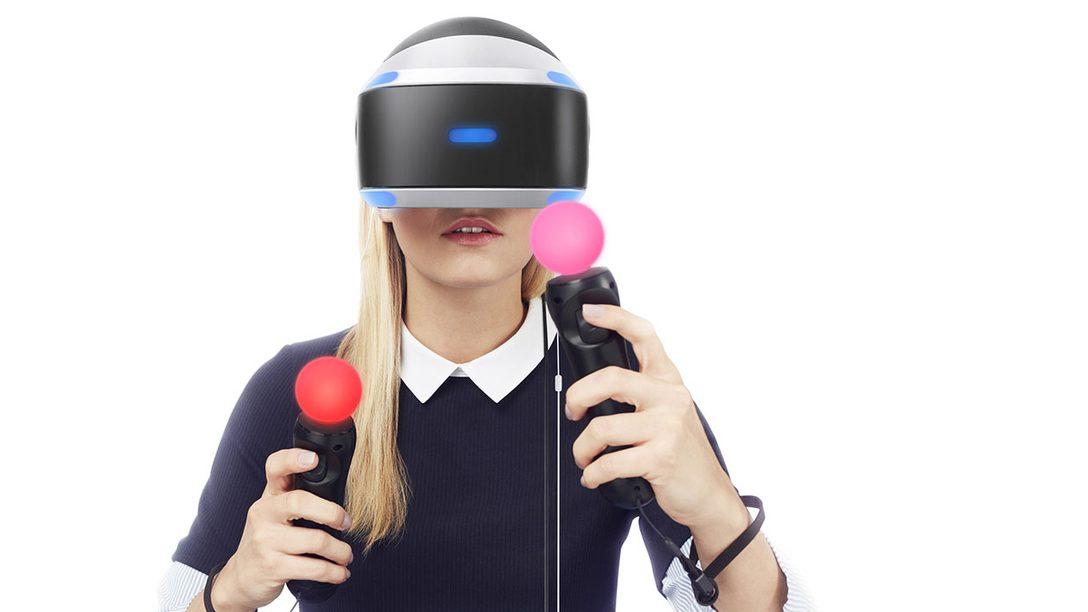 Les réservations sont ouvertes pour tester le PlayStation VR à la Paris Games Week