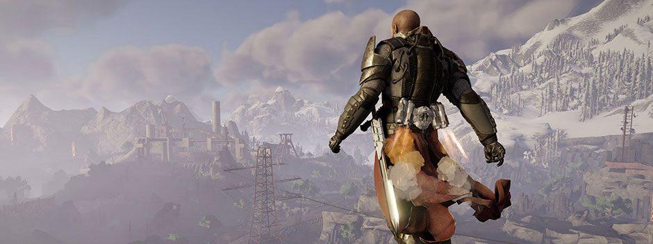 Comment les créateurs de Risen sont passés au monde ouvert science-fantasy avec Elex, qui sort demain sur PS4