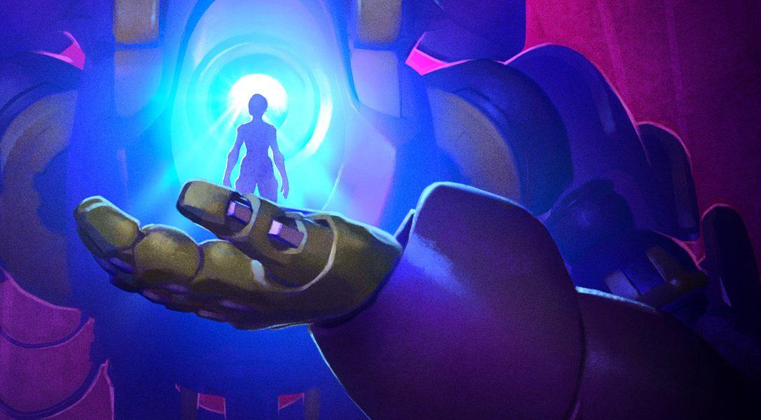 Un nouveau trailer dévoile un peu plus de jeu de plateforme cinématique Star Child, prévu sur PS VR en 2018