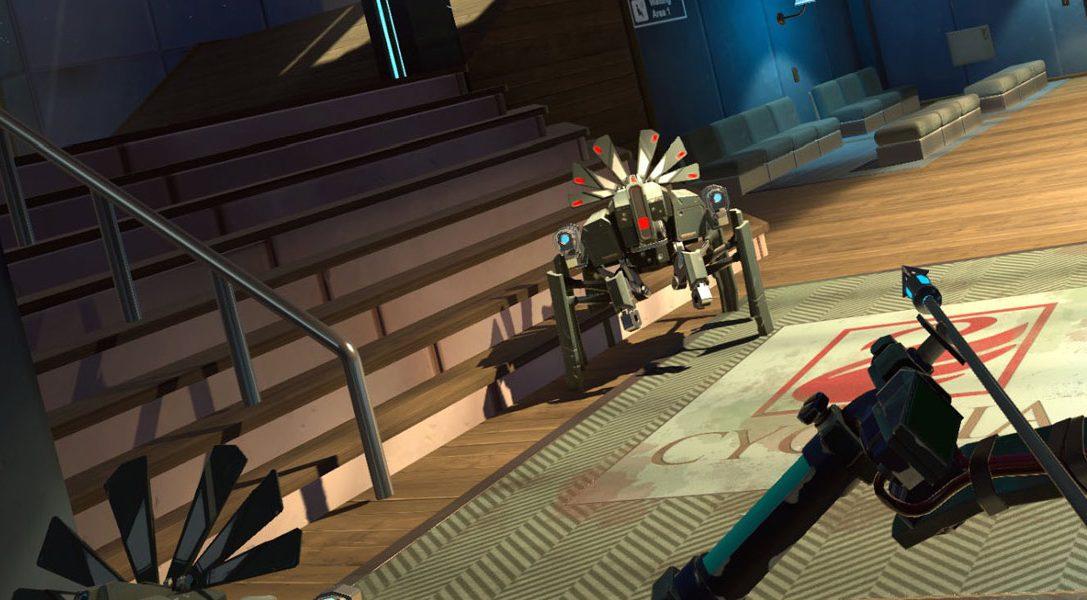 «Apex Construct», un jeu immersif d'action et d'aventure des équipes de Fast Travel Games, annoncé sur PS VR