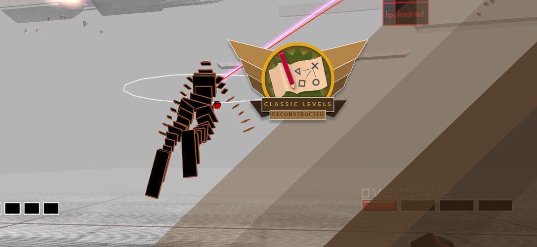 Les niveaux déconstruits : Area 5 de Rez Infinite