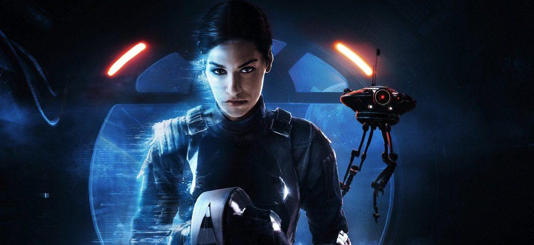 Jouez avec la commandante Iden Versio pour vivre une campagne unique dans Star Wars Battlefront II