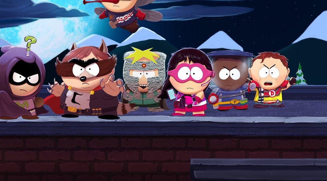 Les changements du nouveau système de combat de South Park : L'Annale du Destin, qui sort aujourd'hui