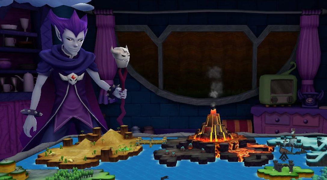 Élevez des monstres pour conquérir le monde dans un titre PS VR de stratégie en temps réel, No Heroes Allowed! VR, disponible dès aujourd'hui