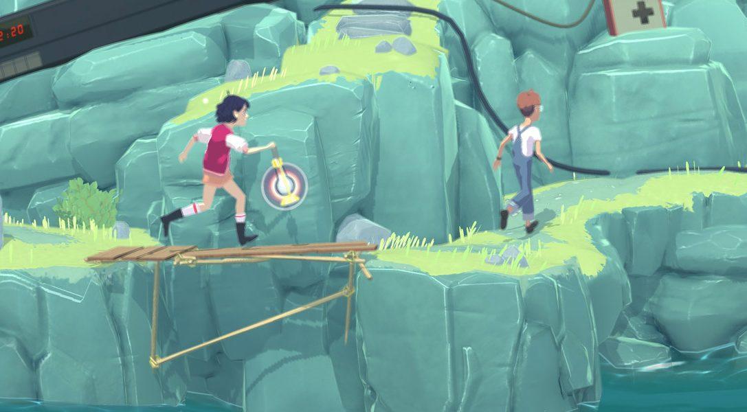 The Gardens Between, un jeu de puzzle et de contrôle du temps, arrive sur PS4 en 2018