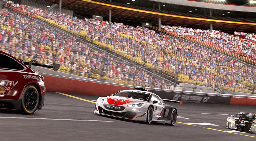 La démo à durée limitée de Gran Turismo Sport arrive le 9 octobre