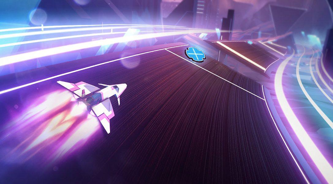Invector, avec l'artiste de musique électronique Avicii, arrive sur PS4