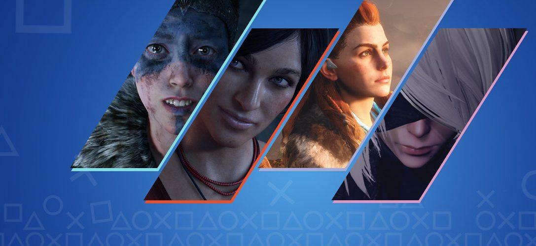 Les concepteurs de jeux PlayStation choisissent les personnages qui les ont marqués en 2017
