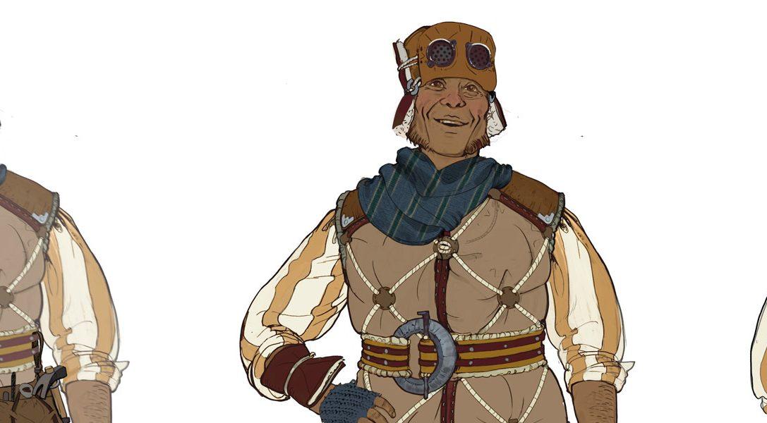 Créer un personnage : Guerrilla explique comment Gildun a été conçu