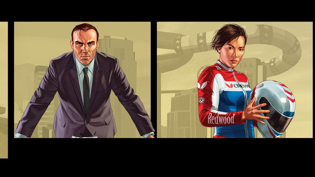 Le Pack d'entrée dans le monde criminel pour Grand Theft Auto Online