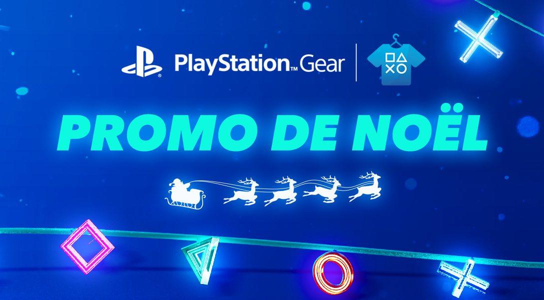 Offres de Noël PlayStation Gear – L'offre n°8 est maintenant disponible