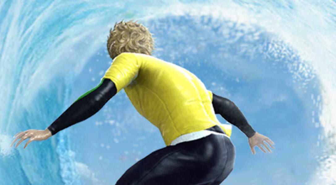 The Surfer donne de l'élan au surf sur PS3