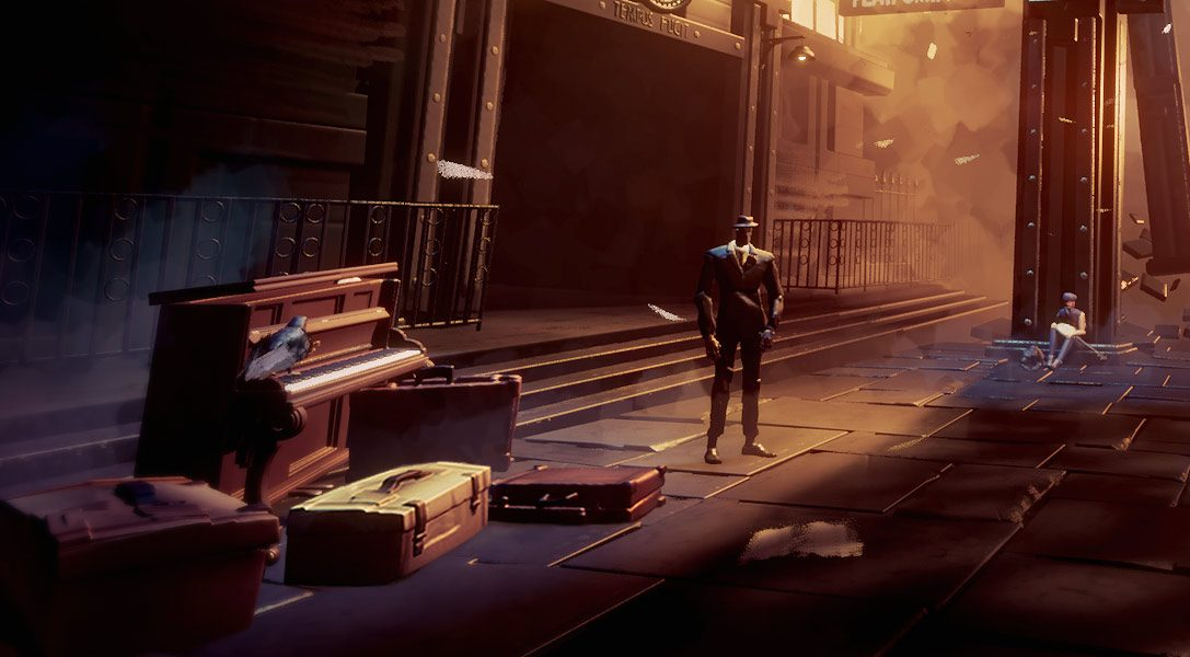 Regardez le nouveau trailer de Dreams, exclusivement sur PS4 en 2018