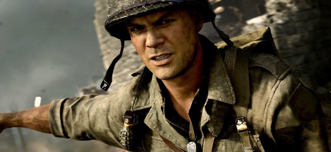 Call of Duty WWII & The Elder Scrolls V: Skyrim VR en tête des ventes de Novembre sur le PlayStation Store