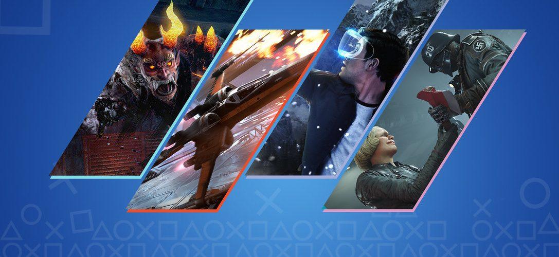 Des développeurs nous dévoilent leurs jeux PlayStation préférés de l'année 2017